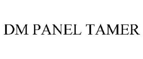 DM PANEL TAMER