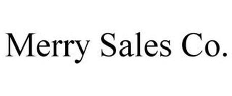 MERRY SALES CO.