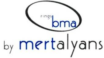 BMA RINGS BY MERT ALYANS