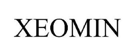 XEOMIN Trademark of MERZ PHARMA GMBH & CO. KGAA Serial ...