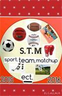 S.T.M SPORT. TEAM. MATCHUP 2015 ECT. 2016 PICCOLLAGE