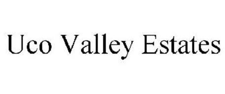 UCO VALLEY ESTATES
