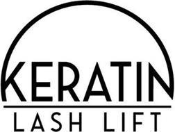 KERATIN LASH LIFT