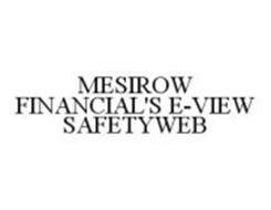 MESIROW FINANCIAL'S E-VIEW SAFETYWEB