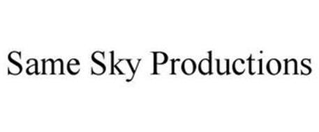 SAME SKY PRODUCTIONS