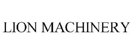 LION MACHINERY