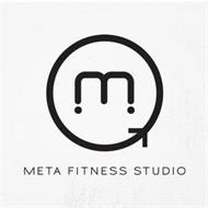 M META FITNESS STUDIO