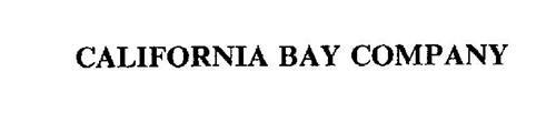 CALIFORNIA BAY COMPANY