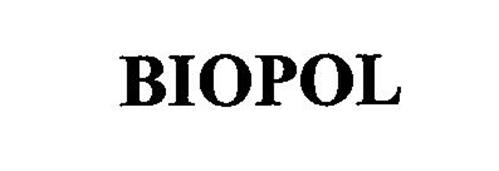 biopol chemistry Biopol is part of the horizon 2020 group - the biggest eu research and innovation funding programme - pioneering breakthroughs and discoveries by taking great ideas from the lab to the market read more.