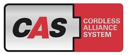 CAS CORDLESS ALLIANCE SYSTEM