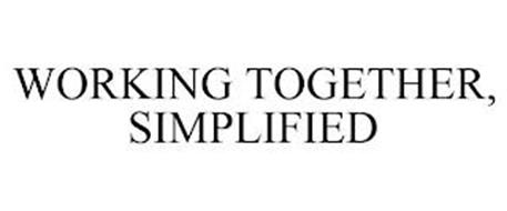 WORKING TOGETHER, SIMPLIFIED