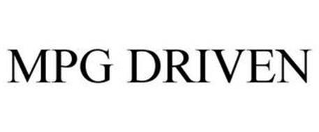 MPG DRIVEN