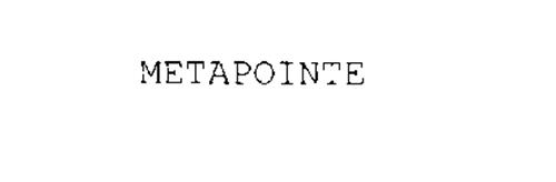METAPOINTE