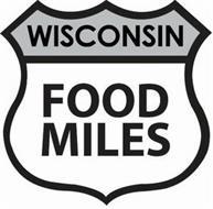 WISCONSIN FOOD MILES