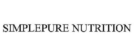 SIMPLEPURE NUTRITION