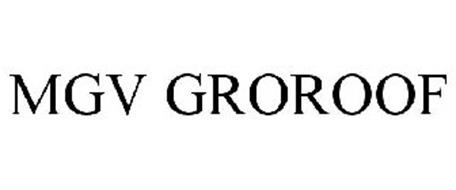MGV GROROOF