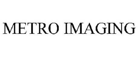 METRO IMAGING Trademark of Metro Imaging LLC Serial Number