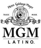 MGM LATINO, METRO GOLDWYN MAYER ARS GRATIA ARTIS TRADE MARK