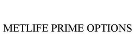 METLIFE PRIME OPTIONS