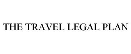 THE TRAVEL LEGAL PLAN