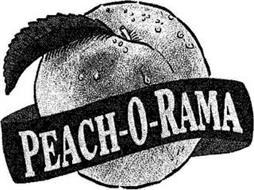 PEACH-O-RAMA