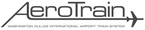 AEROTRAIN WASHINGTON DULLES INTERNATIONAL AIRPORT TRAIN SYSTEM