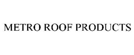 Metro Roof Products Trademark Of Metrotile Manufacturing