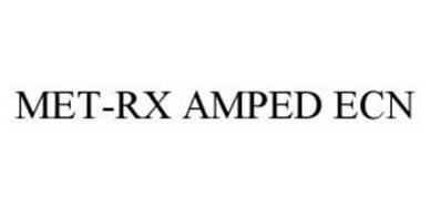 MET-RX AMPED ECN