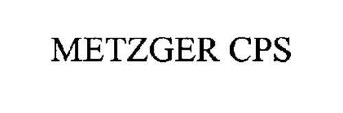 METZGER CPS