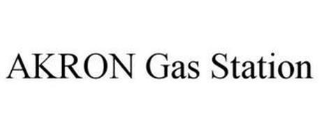 AKRON GAS STATION