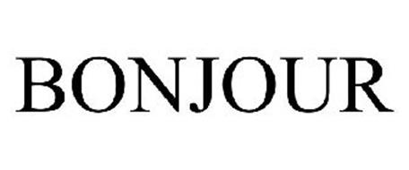 bonjour limited