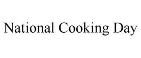 NATIONAL COOKING DAY