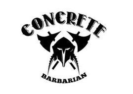 CONCRETE BARBARIAN