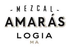 MEZCAL AMARÁS LOGIA MA