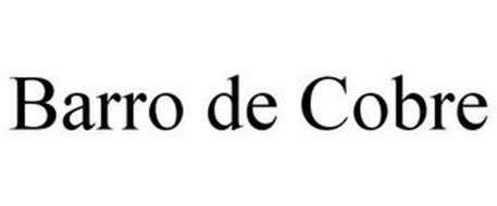 BARRO DE COBRE