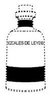 MEZCALES DE LEYENDA