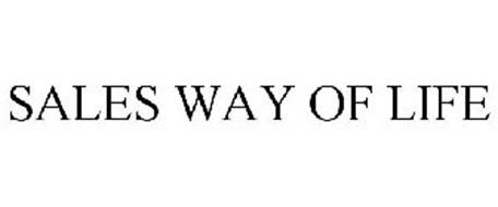 SALES WAY OF LIFE