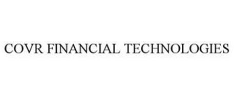 COVR FINANCIAL TECHNOLOGIES