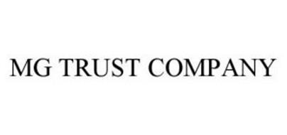 MG TRUST COMPANY