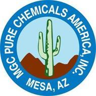 MGC PURE CHEMICALS AMERICA, INC. MESA, AZ