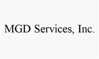 MGD SERVICES, INC.