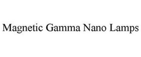 MAGNETIC GAMMA NANO LAMPS