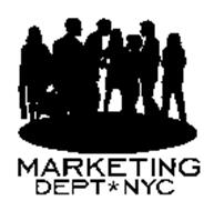 MARKETING DEPT NYC