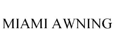 MIAMI AWNING