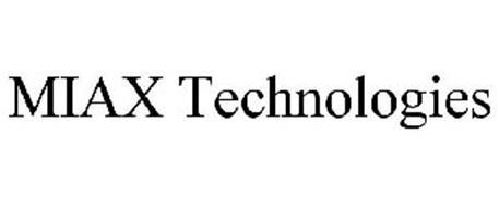MIAX TECHNOLOGIES