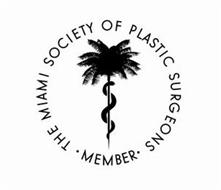 THE MIAMI SOCIETY OF PLASTIC SURGEONS ·MEMBER ·