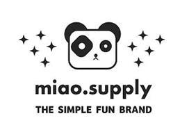 MIAO.SUPPLY THE SIMPLE FUN BRAND