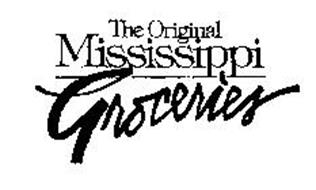 THE ORIGINAL MISSISSIPPI GROCERIES