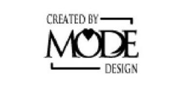 CREATED BY MODE DESIGN