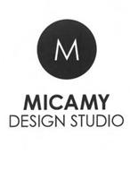 M MICAMY DESIGN STUDIO